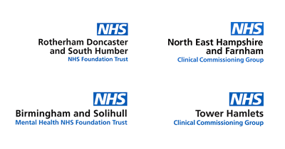 Just a few of our Healthcare partners
